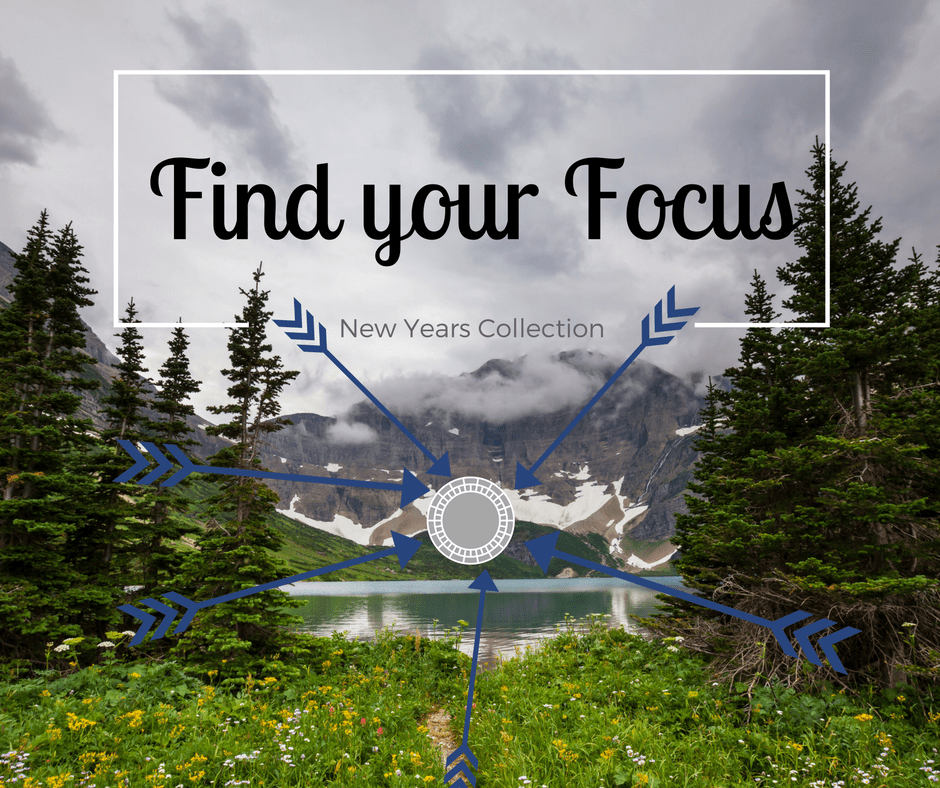 Find Your Focus for the Year