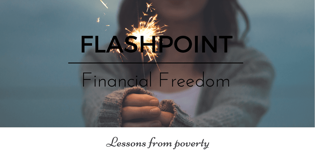 Financial Independence Flash Point