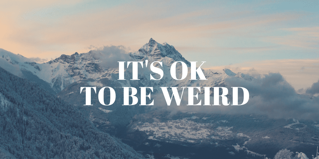 Life without a Cell Phone: It's OK to be weird