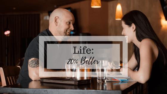 20% Better: Money Mentoring Question