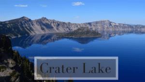 West coast national park trip