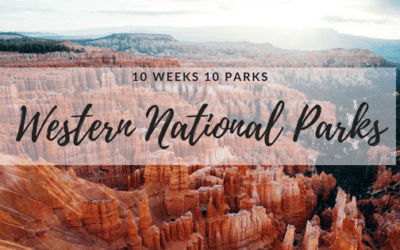 Ultimate National Park Road Trip