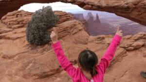 Utah national parks camping