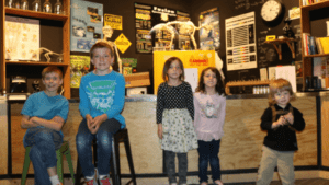 kids pass for science museum