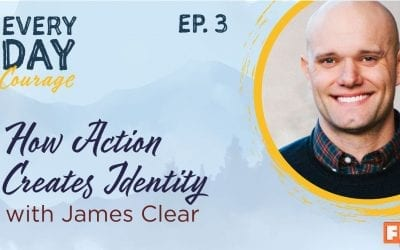 How Action Creates Identity with James Clear, author of Atomic Habits