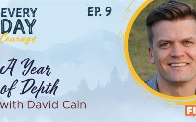 A Year of Depth with David Cain