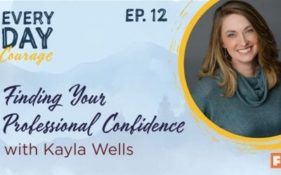 Finding Your Professional Confidence with Kayla Wells (my former assistant)