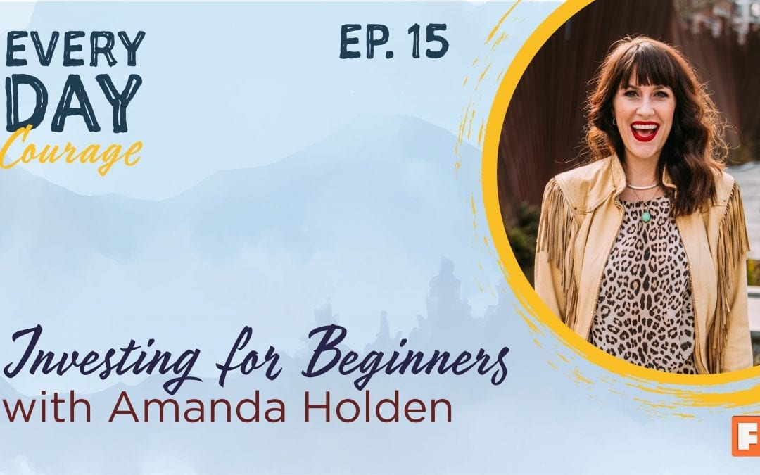 Investing for Beginners: Pick an Account and Go For It with Amanda Holden