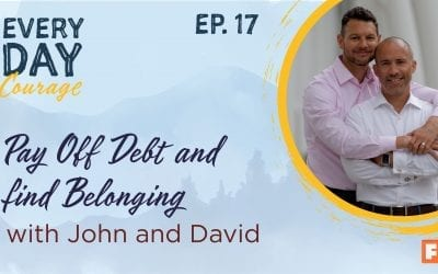 How to Pay Off Debt and Still Find Belonging with John and David