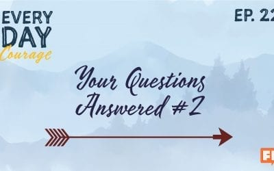 Your Questions Answered (Round 2)