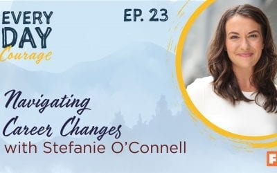 Navigating Career Changes with Stefanie O'Connell