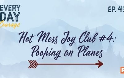 Hot Joy Mess Club: Pooping on Planes