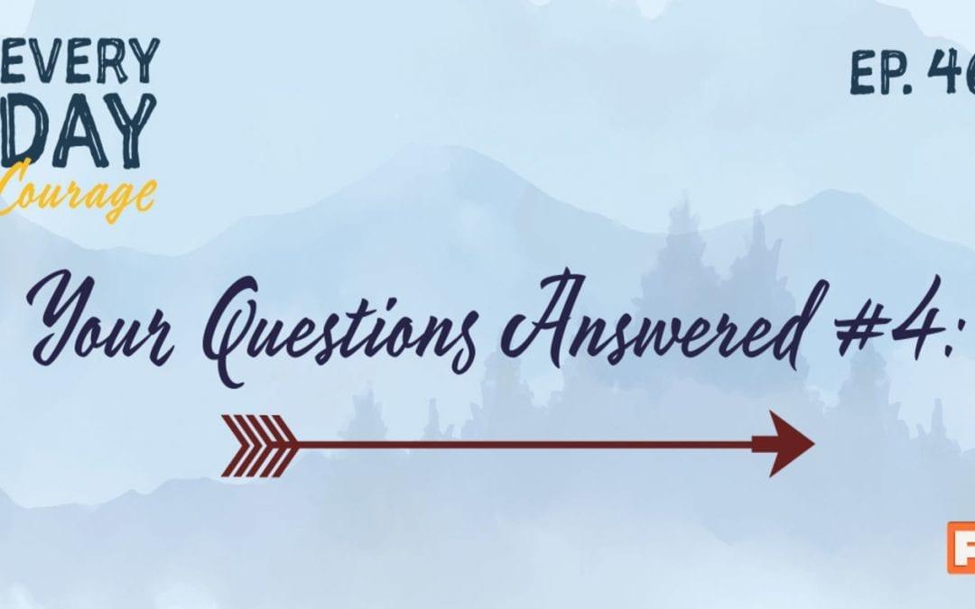 Reader Questions – Dysregulation, & How to Start a Coaching Biz