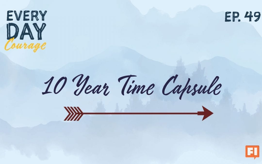 10 Year Time Capsule